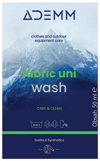 Fabric Uni Wash 50 ml, CZ/SK/HU/PL/DE/AJ